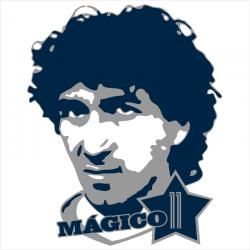 """Jorge """"Mágico"""" González, T-Shirt"""