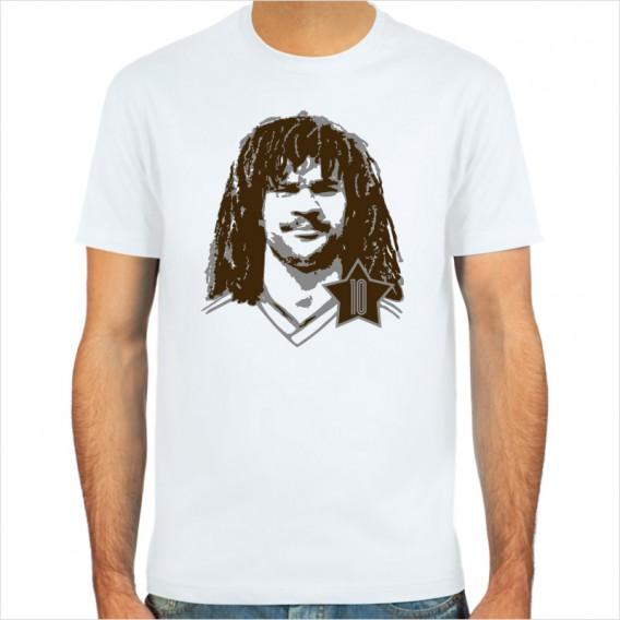Ruud Gullit, T-shirt
