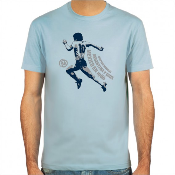 Diego, WC 1986, T-shirt