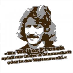 Walter Frosch, T-Shirt