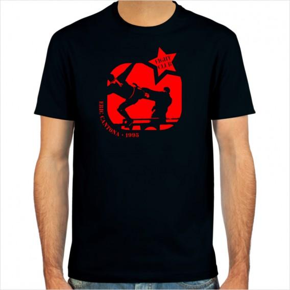 Eric Cantona, Kung Fu, T-Shirt