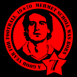 Mehmet Scholl, T-Shirt