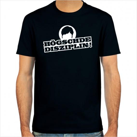 Högschde Disziplin, T-Shirt