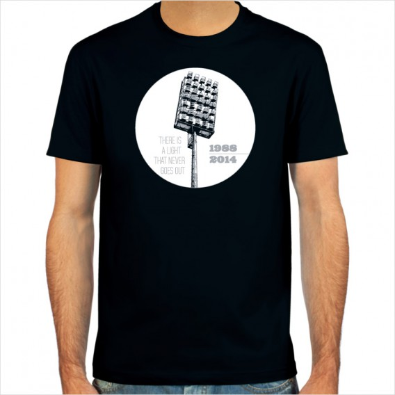 Flood light Sankt Pauli, T-shirt