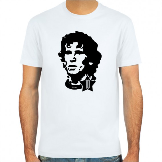 Zico, T-shirt