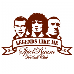Legends like me, T-Shirt
