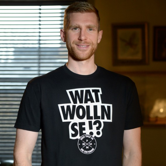Wat wolln se!?, T-shirt