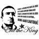Eric Cantona, the King, Hoodie