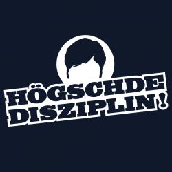 Högschde Disziplin, Hoodie
