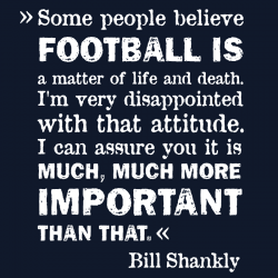 Bill Shankly, Hoodie