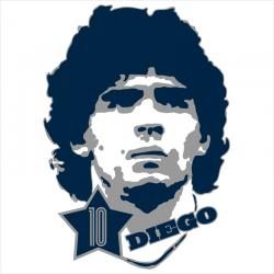 Diego Maradona, Hoodie