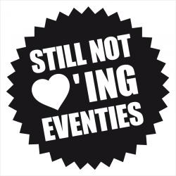 Not loving Eventies, Hoodie