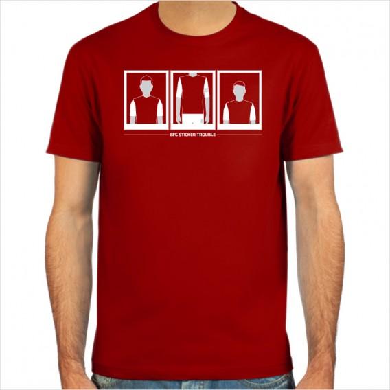 BFG Sticker Trouble, T-Shirt