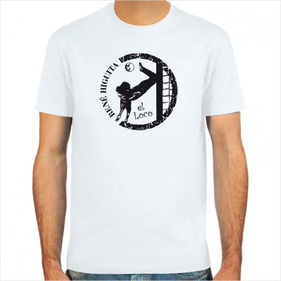René Higuita, T-Shirt
