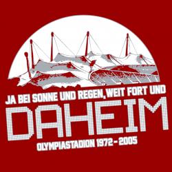 Olympiastadion München, T-Shirt