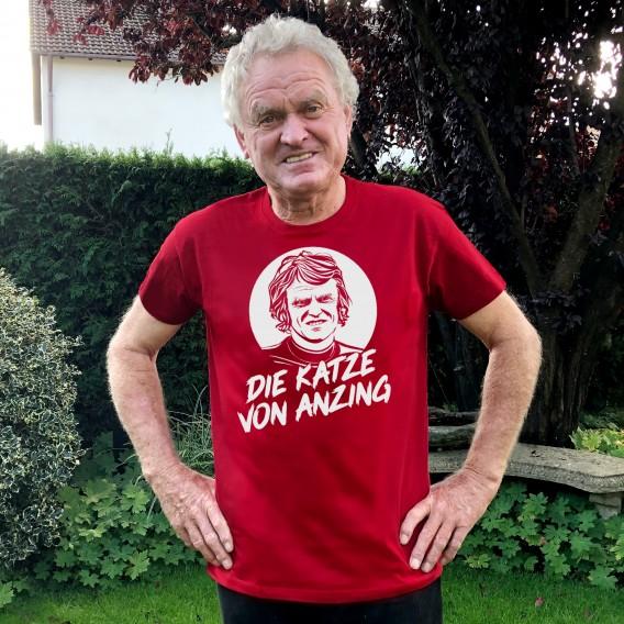 Sepp Maier, T-shirt