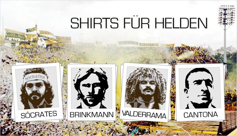 SpielRaum-Shirts für Helden