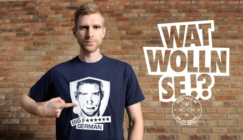 "Per ""BFG"" Mertesacker-Shirts"