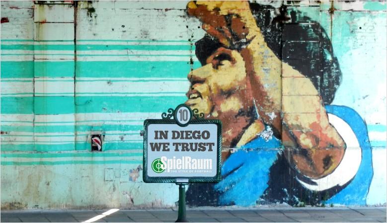 Diego-Shirts von SpielRaum