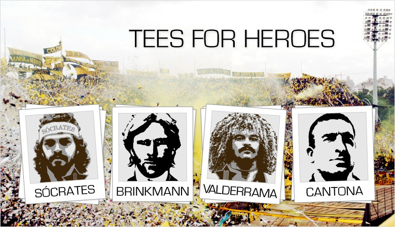 SpielRaum-Tees for Heroes